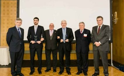 Στους Πάνο και Θανάση Λασκαρίδη το «2018 Capital Link Greek Shipping Leadership Award»