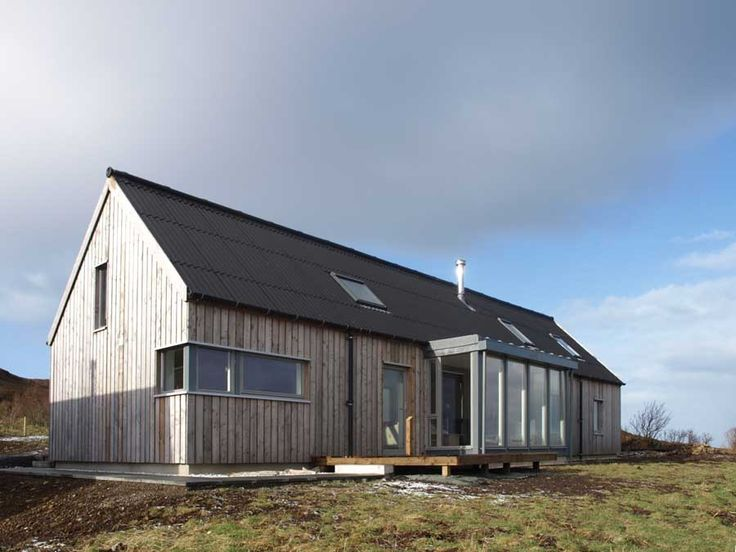 48 best contemporary rural houses images on pinterest for Modern house 48