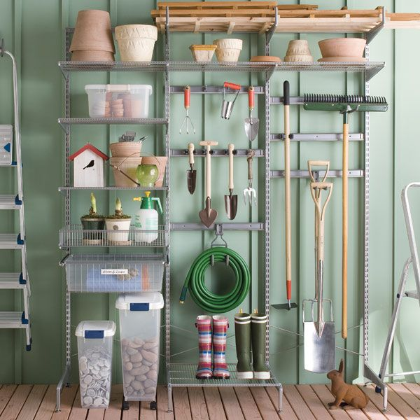 110 best garage organization images on pinterest