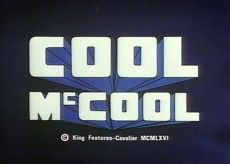 Cool McCool @ The Cartoon Scrapbook