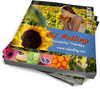 FREE oilpulling BOOK,free oil pulling ebook/ Oil pulling is a ancient method that is suppose to promote good health and well being. It is simple, harmless and inexpensibe/ www.oilpullling.com