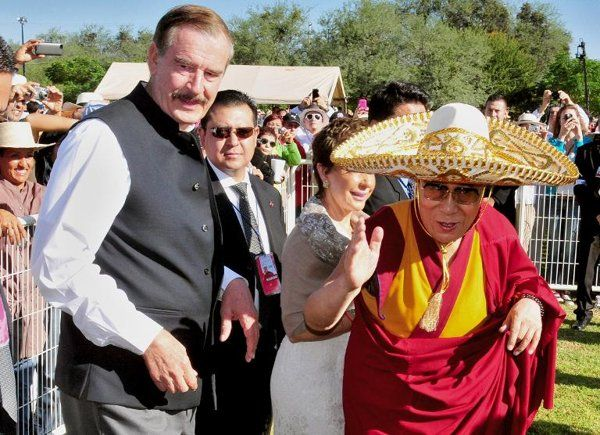 His Holiness the Dalai Lama supports #MMJ. Medical marijuana is OK for Buddhists! http://news.yahoo.com/mexico-dalai-lama-backs-medical-marijuana-234849485.html