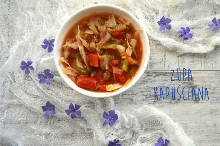 Zupa kapuściana znana jest wielu osobom, które próbowały schudnąć. Ja przygotowałam dla Was moją wersje zupy – jest bardzo smaczna i naprawdę pomaga utrzymać zdrową dietę! Dzięki moim dietety…