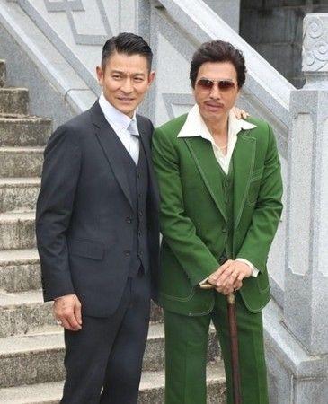 アンディ・ラウが第二子誕生を否定、最新作「跛豪」でドニー... - Record China