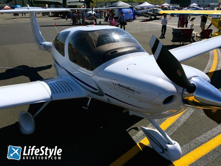 2013 Diamond DA40 XLT for sale in the United States => http://www.airplanemart.com/aircraft-for-sale/Single-Engine-Piston/2013-Diamond-DA40-XLT/11434/