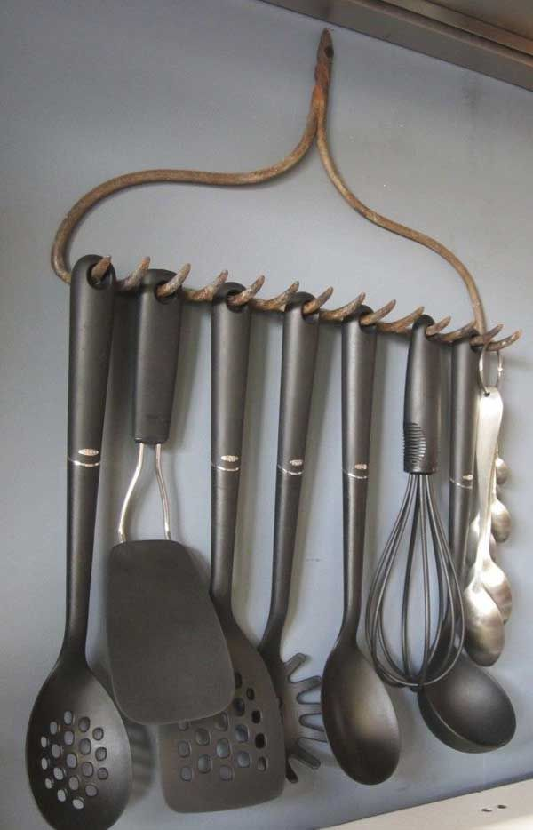 For the kitchen area  in the garden....
