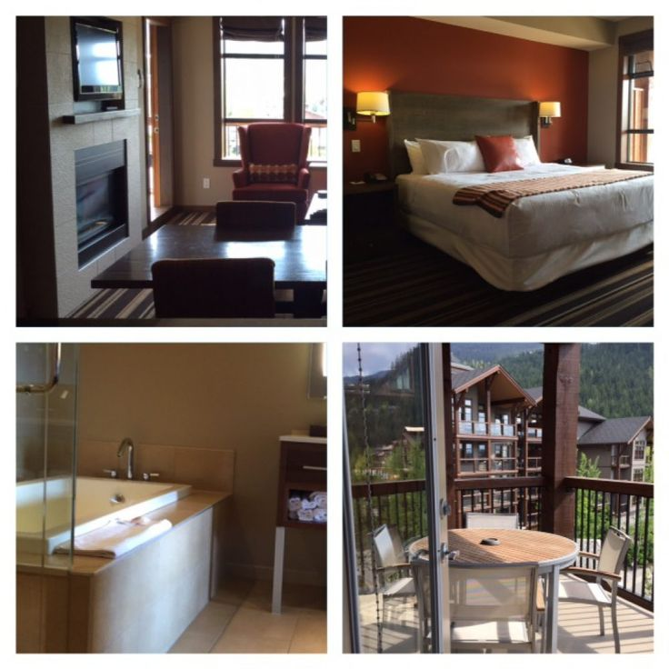 Where to stay in Whistler, BC? Evolution Whistler Creekside Review