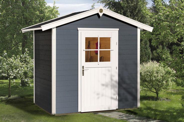 die besten 25 gartenhaus anthrazit ideen auf pinterest anthrazit ger tehaus garten und m lltonne. Black Bedroom Furniture Sets. Home Design Ideas