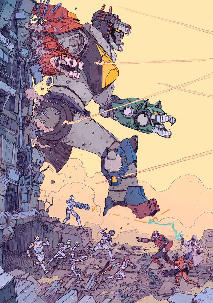 awesome-collection-of-voltron-art-from-the-hero-complex-gallery1