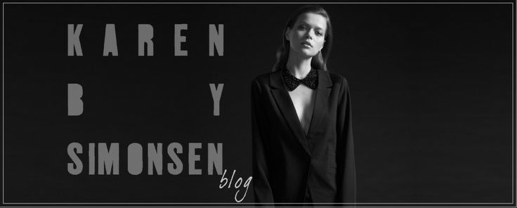 It's all About Karen by Simonsen | Blog behind the Brand