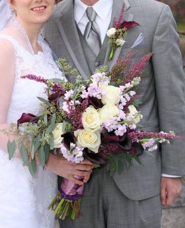 Whole Foods Wedding Bouquet: 17 Best Dream Wedding (Purple, Lavender, Yellow, Green