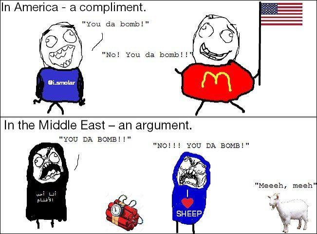 That's not racist. #selfmade Follow us @i.smolar Tag a friend!   #ismolar #lol #meme #funny #fun #meme #memesdaily #memesdaily  #memecreator #9gag #dank #dankmeme #hilarious #2017 #haha #wrecked #nochill #happy #comic #comedy #savage #bomb #mcdonalds #goat #compliment #true