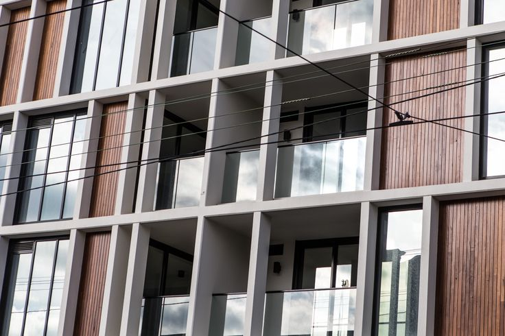 Andalusian Apartments in Balwyn, featuring glazing systems by EDGE Architectural. http://www.edgearchitectural.com.au/andalusian-apartments-galloping-to-the-finish-line/ #Melbourne #Architecture #projects #design