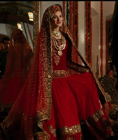 From rockstar kashmir wedding dress perfect muslim for Indian muslim wedding dress