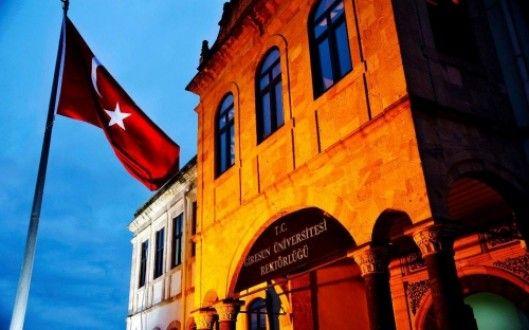 Giresun Üniversitesi Basın Açıklaması