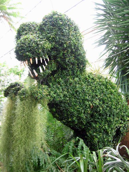 Genial T Rex   Buffalo U0026 Erie County Botanical Gardens