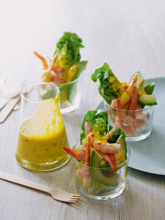 Prepara aderezo de mango y limón. #Recetas #FoodAndTravelMX