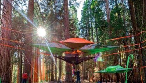 Viaggi: Una #tenda-amaca che #rivoluzionerà il modo di fare campeggio (link: http://ift.tt/28XIuam )