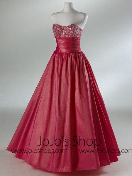 Find affordable Red Ball Gown Formal Evening Graduation Dress on Jojodress, Make an Unforgetable entrance in this Red Ball Gown Formal Evening Graduation Dress this Evening Dress size Between 153cm to 155cm from shoulder to hem, sexy pageant gowns, prom dresses, pageant dresses, pageant cocktail dresses, beauty pageants dresses, custom plus size pageant evening gown, custom petite gowns, beaded pageant gowns, ladies evening gowns, ladies and womens beauty pageants