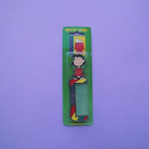 Peanuts Comb -Lucy Van Pelt