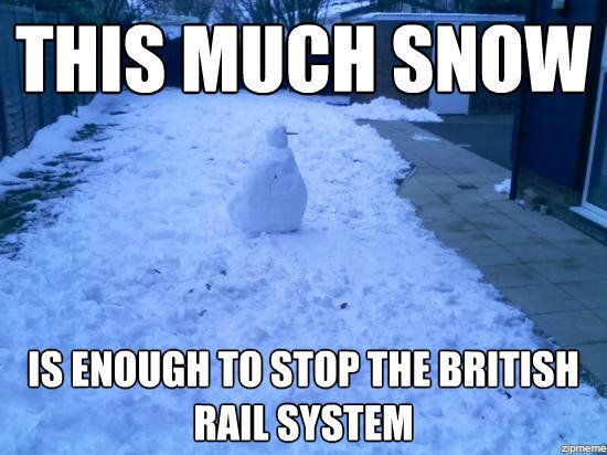 The 44 Best British Memes On The Internet<< hope the roads are closed! Hope my bus is cancelled! Oh.