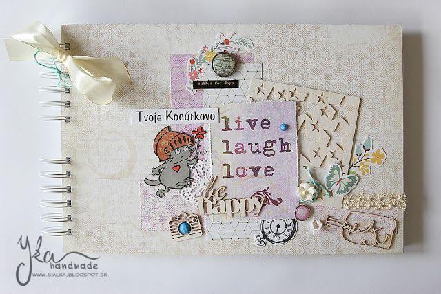 Yka handmade: Tvorivé chvíle