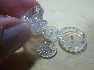 Aventura em Miniatura: Falando com meus botões - por Rose Fávero                                                                                                                                                     Mais
