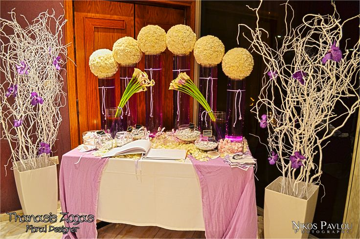Welcome table .. pic1