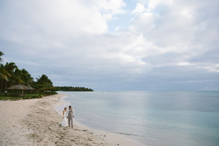 Destination Wedding Photography. Fiji Intercontinental Resort. Image: Cavanagh Photography http://cavanaghphotography.com.au