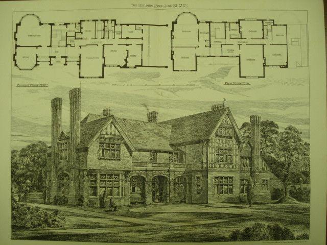 Best 25 victorian house plans ideas on pinterest mansion floor plans victorian houses and - Mansion house plans consummate refinement ...