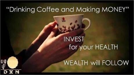 Νo other empty promises...Smart Product (Coffee)True income from a  #25  MLM Company... With DXN business opportunity you can be a successful MLM leader, a financially independent network builder with FAST(DSP PROGRAM for Europe and IOC for the rest of world) combined with passive income. ARE YOU A LEADER? Ask yourself, do you like the convenience of a business, that comes without a financial investment? http://coffee8.dxnnet.com