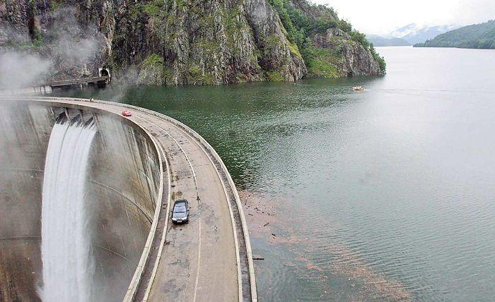 Barajul Vidraru – o adevărată bijuterie inginerească
