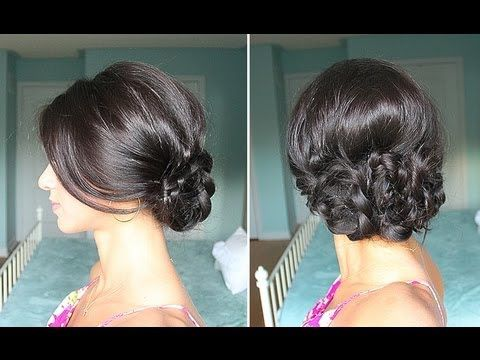 Here's a super easy and elegant braided up-do, that's perfect for any evening occasion.     Hope you guys enjoy it!    Share your recreations on Instagram with #luxyhair, for your chance to be featured on our Instagram Account    Instagram:  @Luxy Hair    TWITTER:  http://www.twitter.com/luxyhair    FACEBOOK:  http://www.facebook.com/luxyhair      COMMENT RULES:...