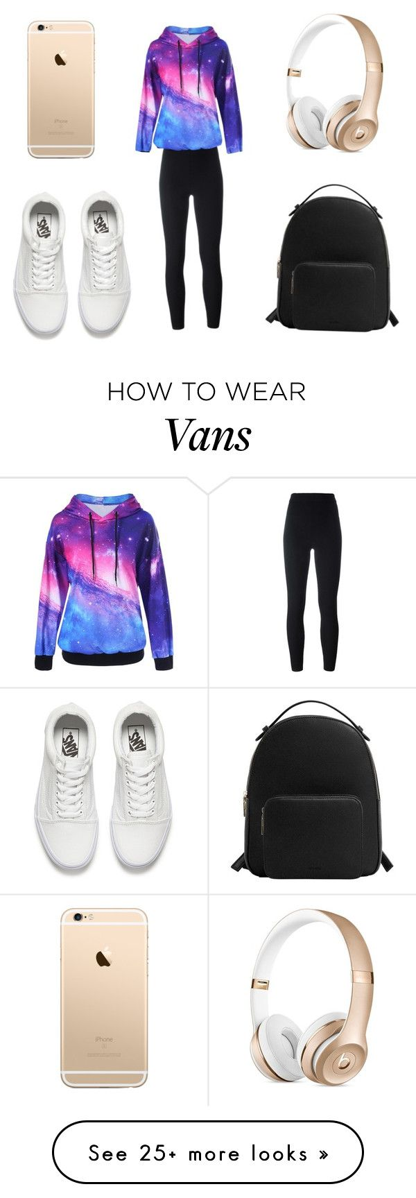 """""""Untitled #265"""" by rachelishappy on Polyvore featuring adidas Originals, Vans and MANGO"""
