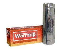 Warmup   NEW Foil Floor Heating System   NEW! Cut & Turn Foil Heating System