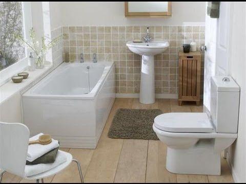 Дизайн ванной комнаты в панельном доме: примеры (видео)