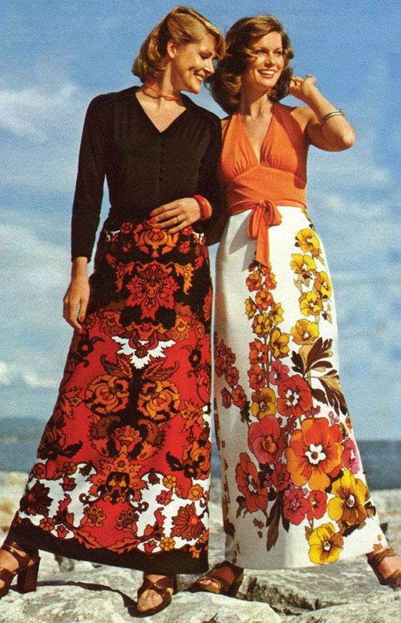Womens 1970s vintage tops
