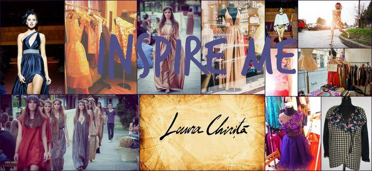 Article about me: Inspire ME To Follow My Dream #3: Laura Chirita | Estilo Tendances