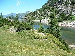 LagoBecco Alta Val Brembana  comune di Carona