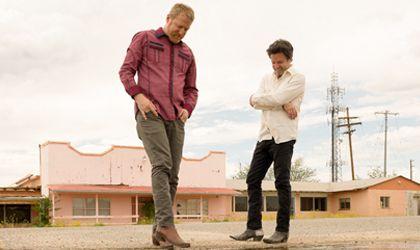 """La banda de country rock Cracker liderada por David Lowery y Johnny Hickman presentarán su nuevo disco """"Berkeley To Bakersfield""""."""