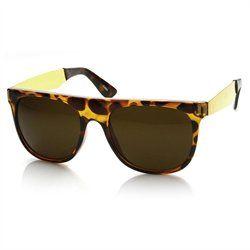 #ZeroUV                   #ApparelApparel Accessories                         #Retro #Fashion #Metal #Flat #Wayfarer #Sunglasses #(Tortoise                 Retro Fashion Metal Arm Flat Top Wayfarer Sunglasses (Tortoise )                                        http://www.seapai.com/product.aspx?PID=7764886