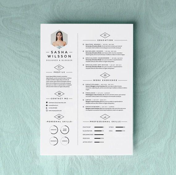 #resume #cv #template