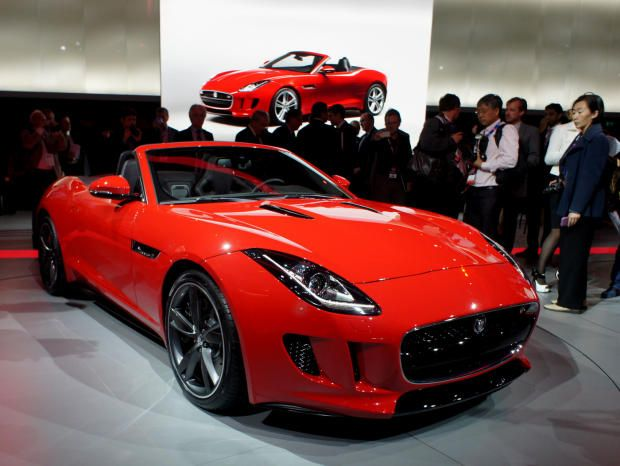 Jaguar F-type - looks phenomenal! v/ @_jdonnelly