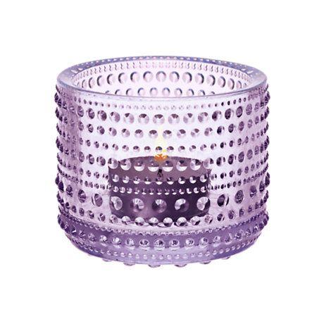 Kastehelmi Kynttilälyhty laventeli