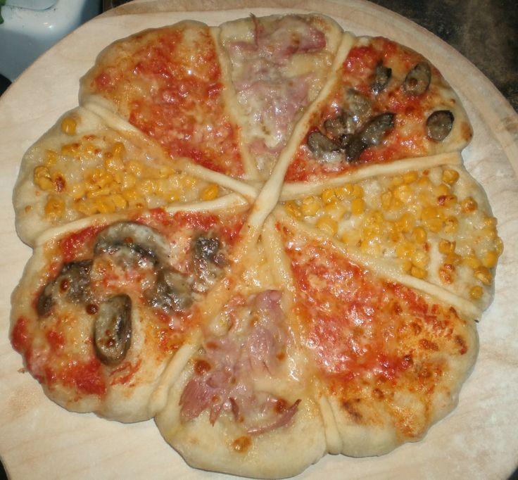 PIZZA FIORE | Cucinar Cantando con Cesira