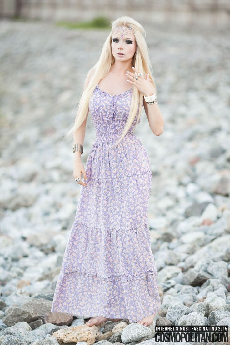 Valeria Lukyanova Finds Being Called Quot Human Barbie