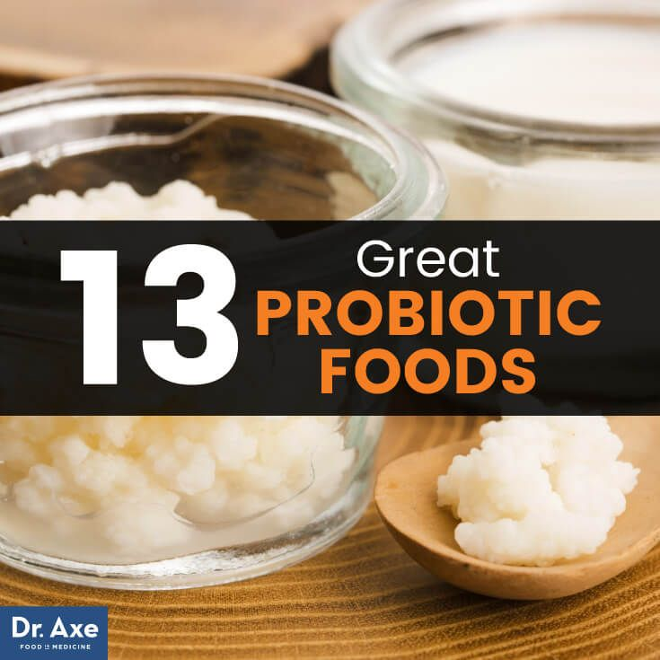 What Food Can You Find Natural Probiotics