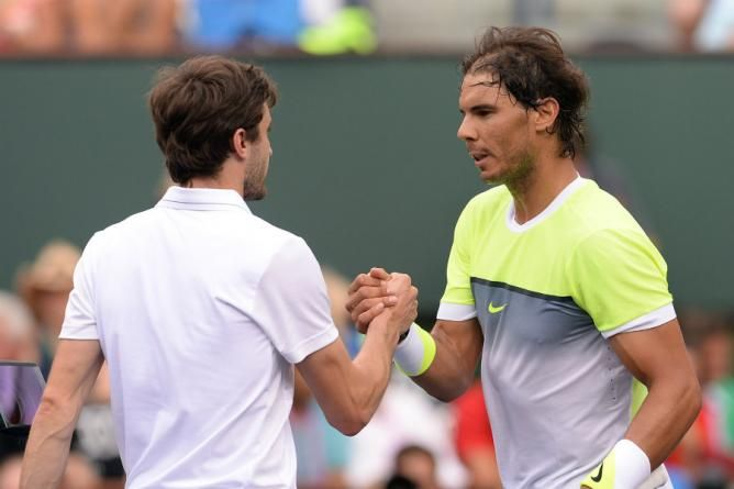 Gilles Simon: ´Rafael Nadal Failed to Impress Me´