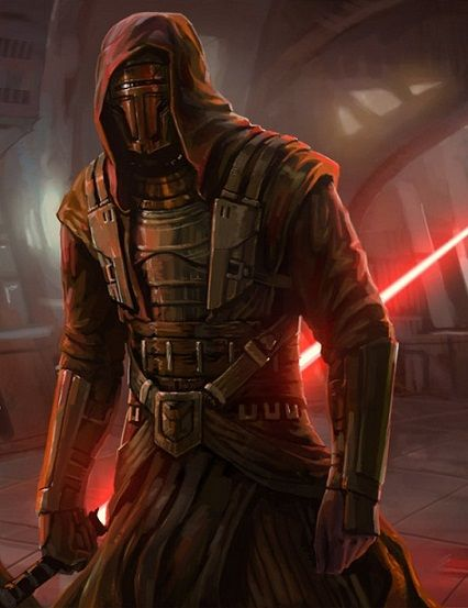 Spoiler alert! One of the most shocking moments in my gaming history was when I played Knights of The Old Republic,  around the end of the game I found that my charecter was the evil dark lord REVAN you have been hearing about since the beginning.