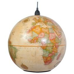Eclectic World Globes by Edgewood Ave